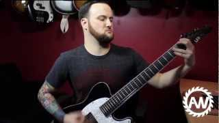 alex wade gear demo esp ltd sct 607b