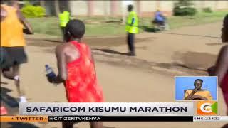 Safaricom Kisumu marathon