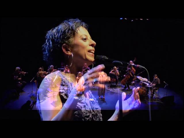 Laila Amezian's TriOde & l'ORCW - LIVE - (JAZZ)