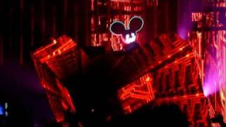 Deadmau5 - Complications @ Congress Theater (10-23-2010)