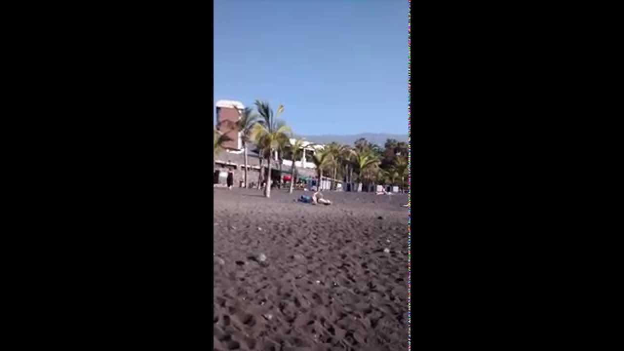 Meine Freundin auf FKK Strand - YouTube