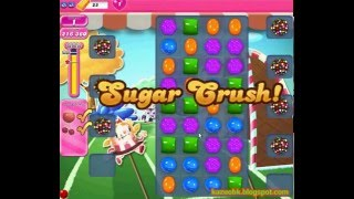Candy Crush Saga - Level 1431 (3 star, No boosters)