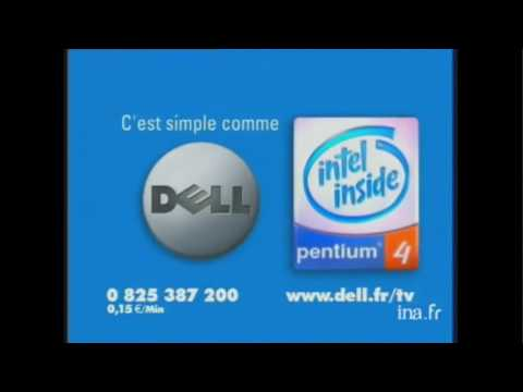 Intel Animations With Dell and HP