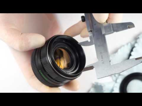 HELIOS 44m-4 2/58  russian lens fungus removal