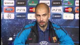 FC Barcelona- Rueda de prensa de Pep Guardiola en el Bernabéu (íntegra)