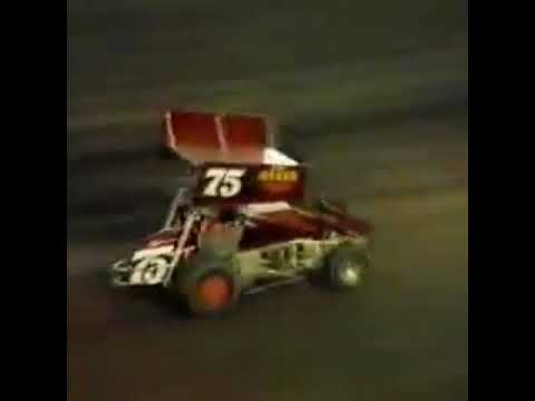Baylands Raceway Park - Sprint Cars - (1986)
