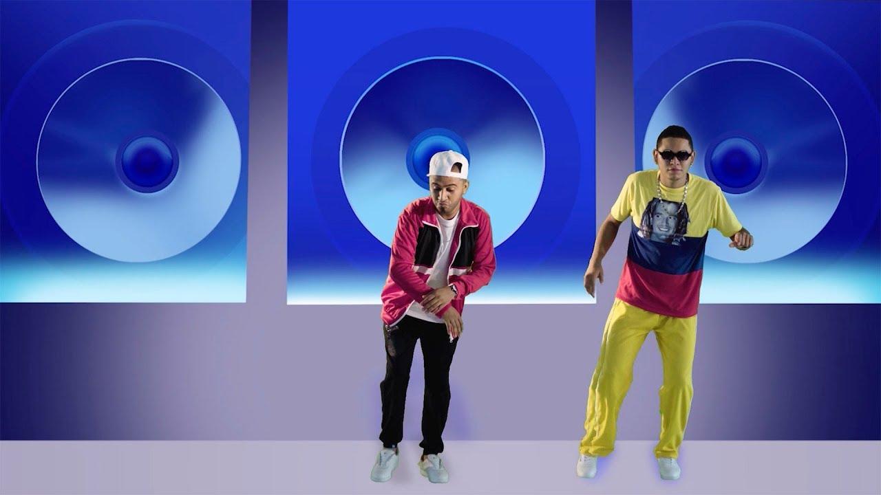 Nicky Jam x J. Balvin - X (EQUIS) | Video Parodia - F (EFE) | El Mani x CharlyMarie