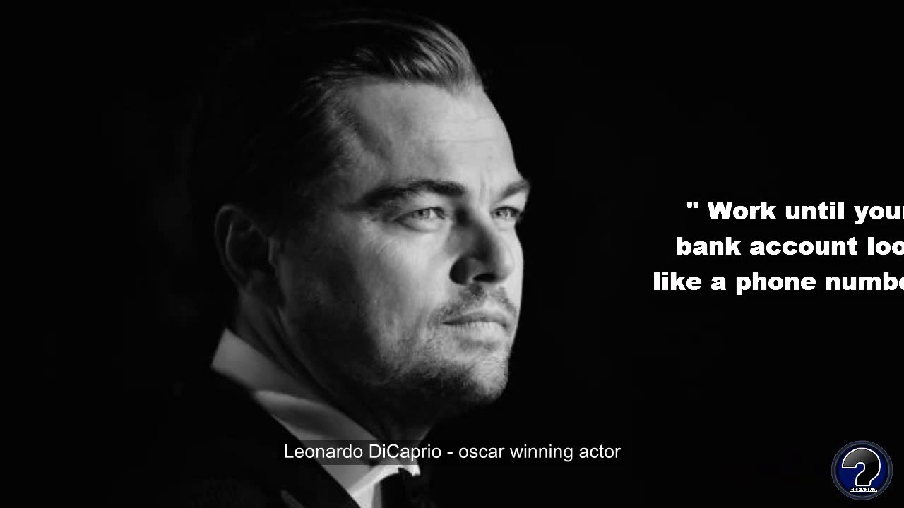 The Most Celebrities Motivational Quotes - YouTube