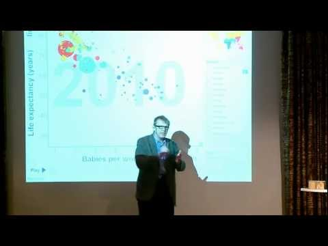 Hans Rosling: Myths and Facts of a Converging World