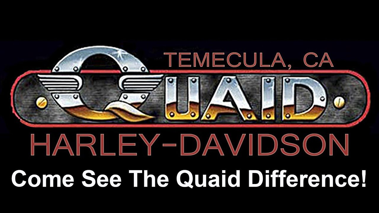 A Quick Message from Quaid Harley-Davidson 11-14 - YouTube