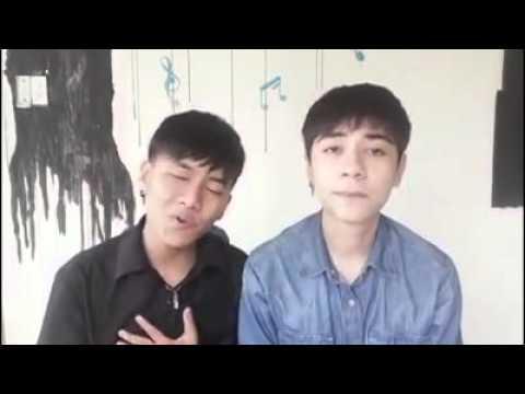 2 thanh niên cover nhiều bài hit thành 1 bài hát cực chất