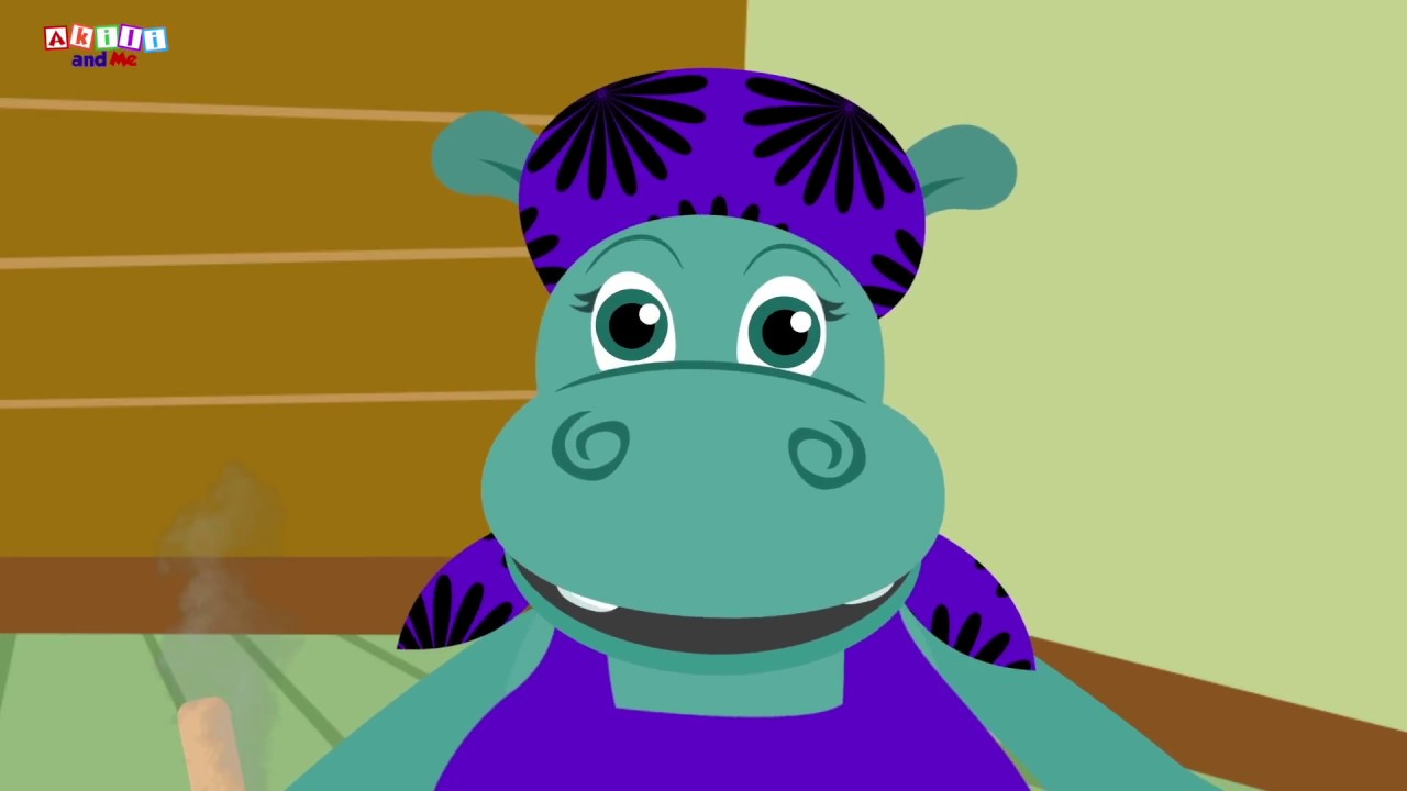 Meet Happy Hippo! | Akili and Me | Make New Friends