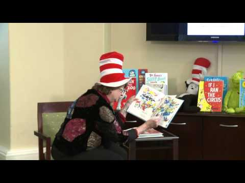 Dr. Seuss Unbirthday: A Celebration of Read Across America Day 2015