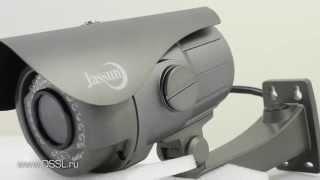 Уличная IP камера Jassun JSI XV300IR(Представляем вашему вниманию уличную IP камеру Jassun JSI XV300IR. Камера выполнена в буллет корпусе имеет индекс..., 2013-07-18T15:26:42.000Z)