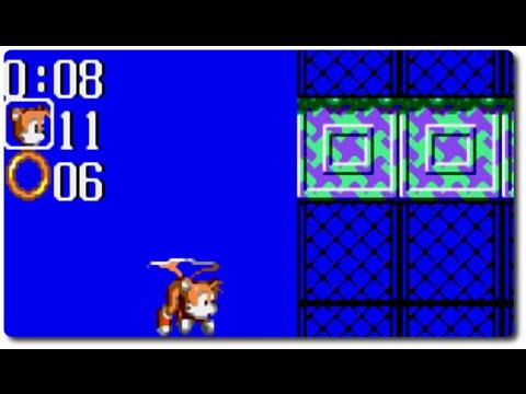 Game Gear Longplay #8: Sonic Chaos