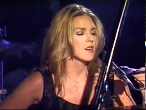 Diana Krall-Cry Me A River- Juno Awards 2002