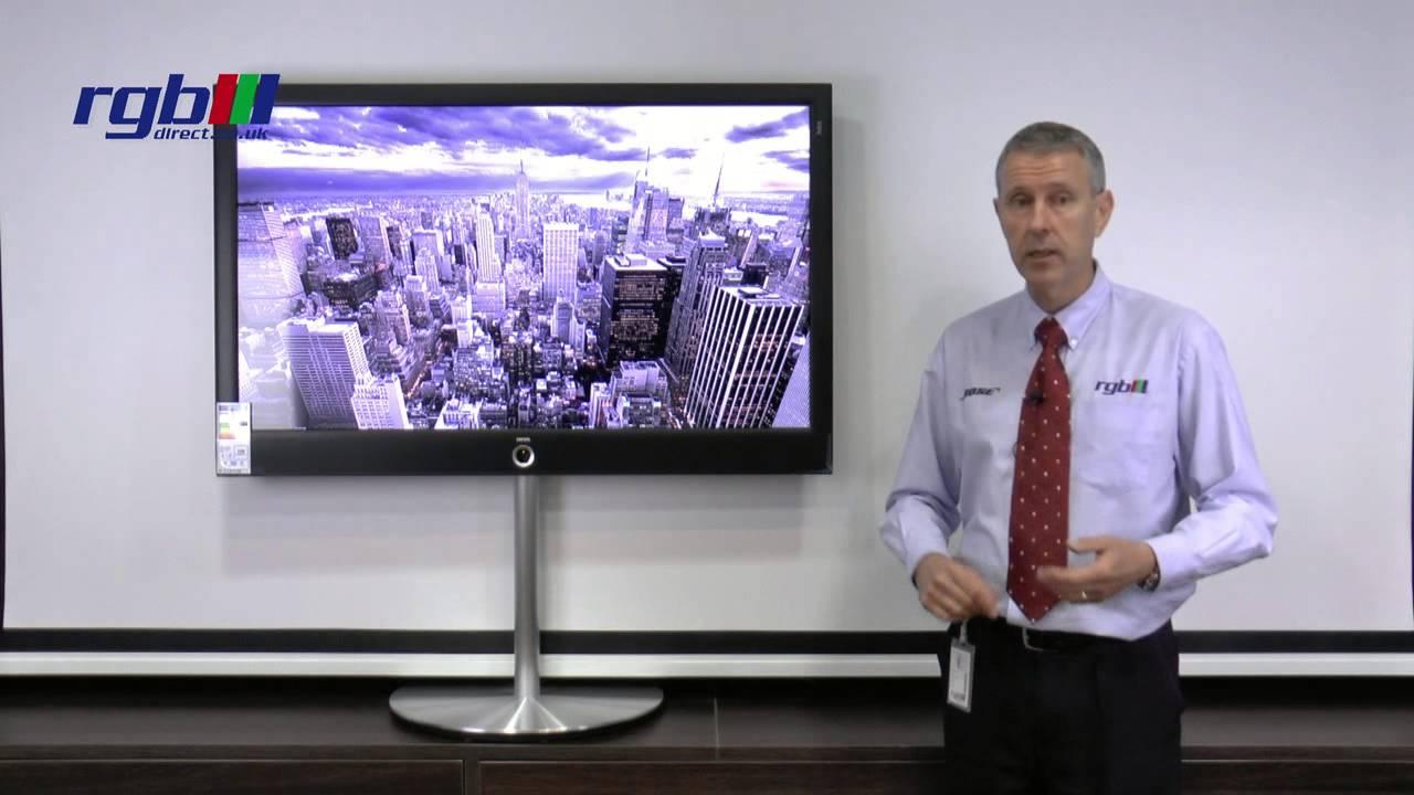 loewe xelos46black 46 inch full hd smart led tv youtube. Black Bedroom Furniture Sets. Home Design Ideas