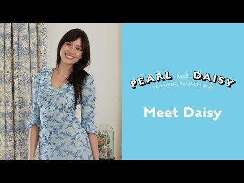 Pearl & Daisy Mother's Day Design Challenge: Meet Daisy Lowe