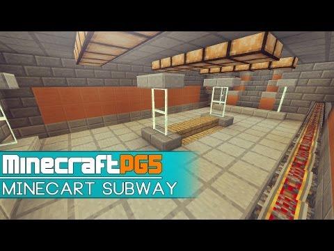 minecart-subway-with-cart-trains---metro---minecraft