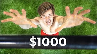 Who Grabs The Bar First Wins $1000
