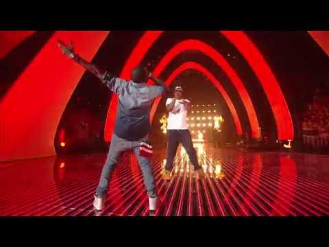 Jay Z and Kanye West 'Otis' [MTV VMAS 2011] HD