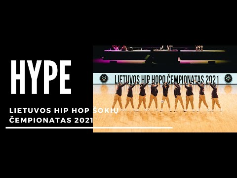 Šokių studija Me Gusta | Hype | Lietuvos Hip Hop čempionatas 2021