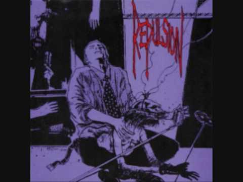 Repulsion - Excruciation