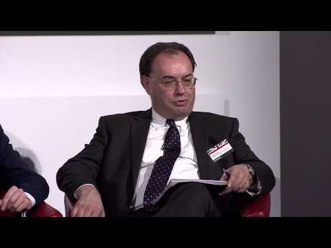 Safety and Sufficiency: Finance Fit for the 21st Century panel at Global Investment Conference 2013
