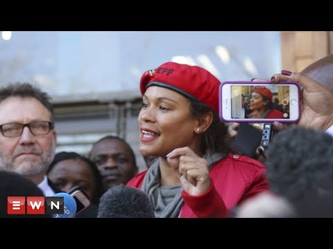 #SecretBallot EFF: We will stand together and shut down South Africa
