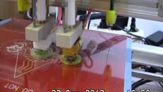 3Drag Dual Extruder