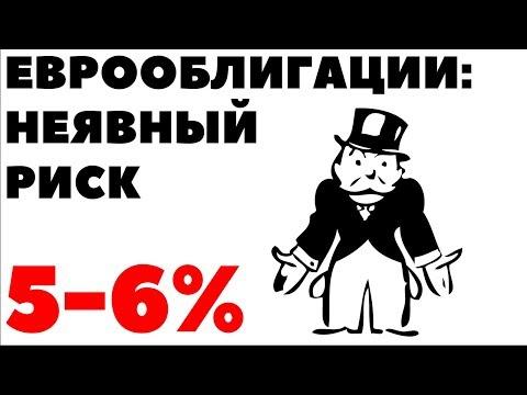 Российские ЕВРООБЛИГАЦИИ: Почему покупать их - риск? Инвестиции в еврооблигации российских компаний