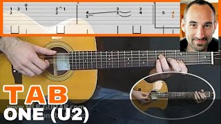 """Guitar Cover / Tab """"One"""" by MLR-Guitar"""