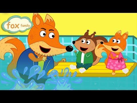 Fox Family en Español Capitulos Completos nuevos | Familia de fox para niños #93