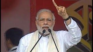 PM Narendra Modi slams Opposition over past terror attacks in Maharashtra | OneIndia News