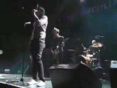 The Disciplines - Get It Right (Live Oslo 23-February-2008)