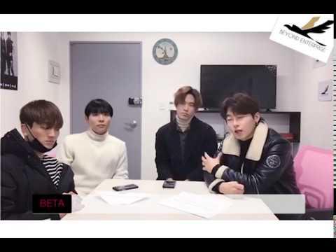[AlphaBAT] Korean Idol group speaking Polish, Russian, German and English