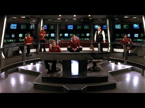 Star Trek TOS Cast Final Bow and Good Byes HD (VI The Undiscovered Country Ending)