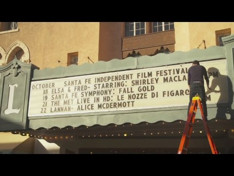 On The Big Screen: Santa Fe Independent Film Festival