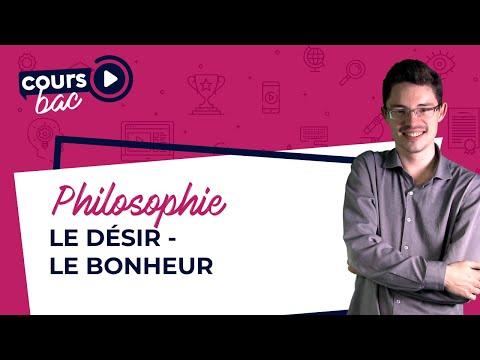 BAC De Philo : Le Désir - Le Bonheur