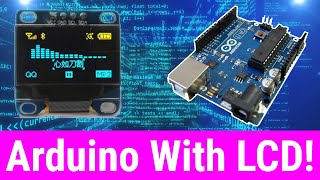 LCD display With An Arduino - How To