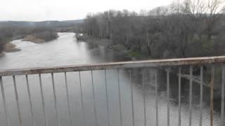 Мост Северск-Красный Лиман