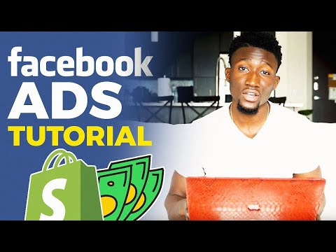 Shopify Facebook Ads Tutorial 2019 | How to Test Your Product With Facebook Ads thumbnail