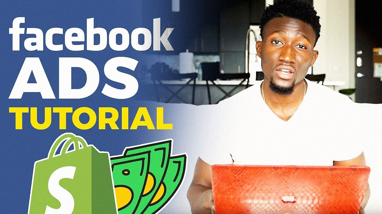 Shopify Facebook Ads Tutorial 2019 | How to Test Your Product With Facebook  Ads