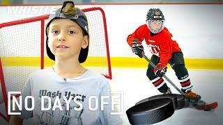 7YearOld Hockey Prodigy Has INSANE Potential