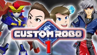 Custom Robo: $ad-boi - Episode 1 - Friends Without Benefits