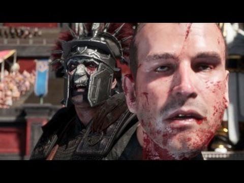 Воин (жестокий фильм на подобие сериала Спартак) HD - Видео онлайн