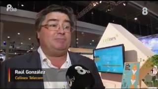 Entrevista Raúl González 8TV Video