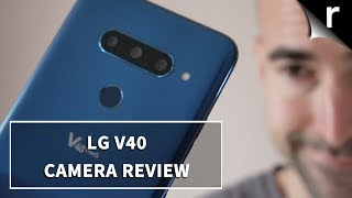 LG V40 ThinQ Camera Review | Are 5 lenses worth it?