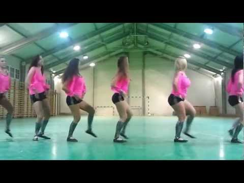 Pitbull ft Christina Aguilera - Feel This Moment - Flashdance Budapest Táncstúdió