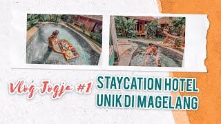 Gambar cover HOTEL UNIK EKSOTIS ECOFRIENDLY DI MAGELANG #explorejogja